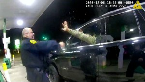 NAACP pushes for end to qualified immunity after police pepper spray Army officer