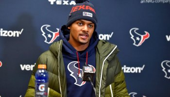 Texans have 5 QBs on roster, but are saying little about Deshaun Watson