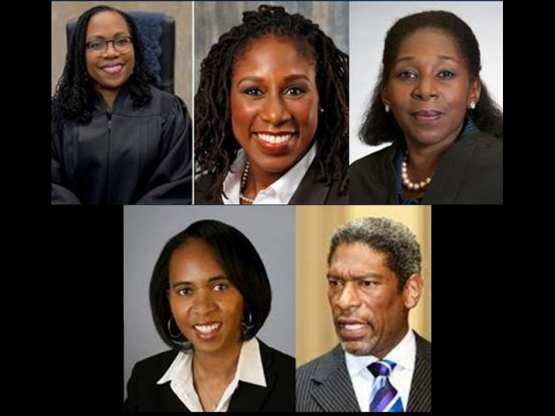 Biden nominates five Blacks to serve in judicial seats on the federal court