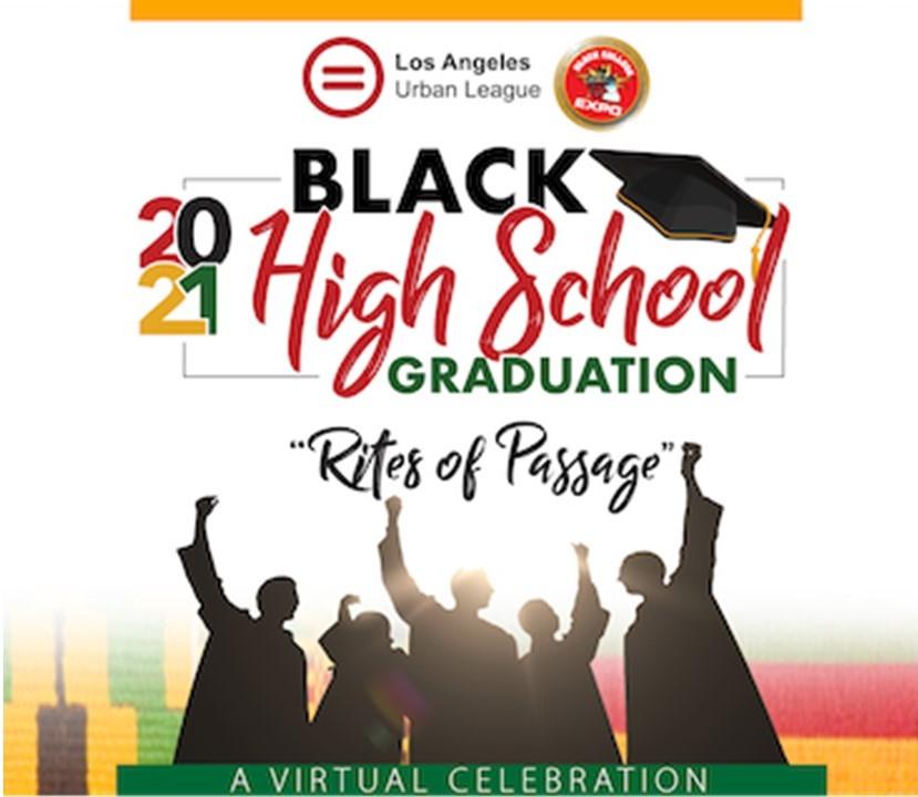 2021 Black High School Graduation Rites of Passage offers celebration, entertainment, scholarships