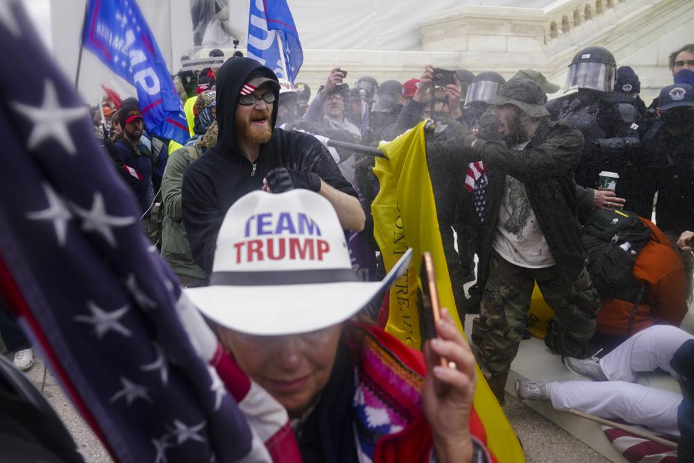 What insurrection? Growing number in GOP downplay Jan. 6
