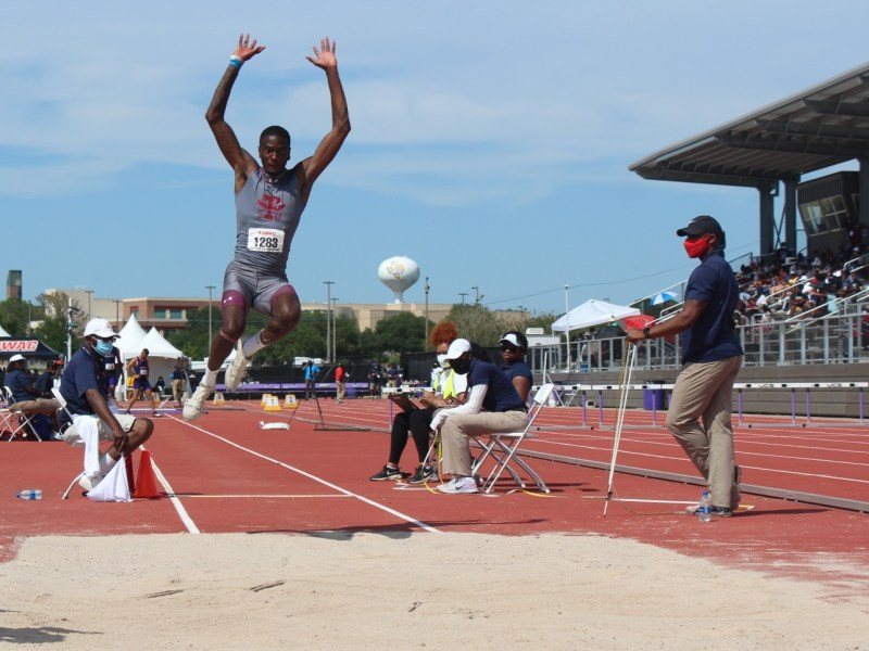 TSU long jumper Kenneth Pree qualifies for NCAA Men's Track & Field National Championships