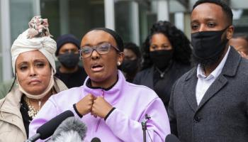 Tacoma officers charged in restraint death of Black man, Manuel Ellis