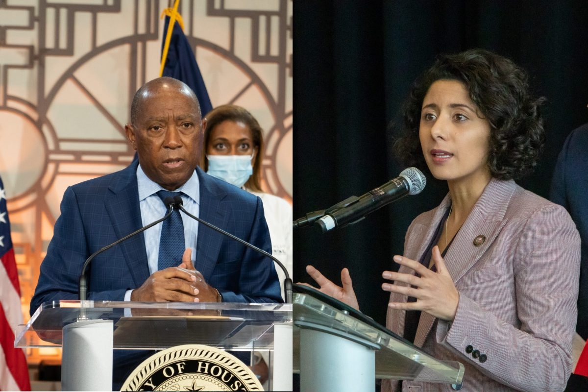 Turner, Hidalgo cancel on 'State of City, County' events over GHP's election bill silence