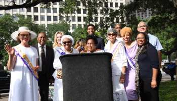 6,000 history-making Black women 1920 voters celebrated by Houston leaders