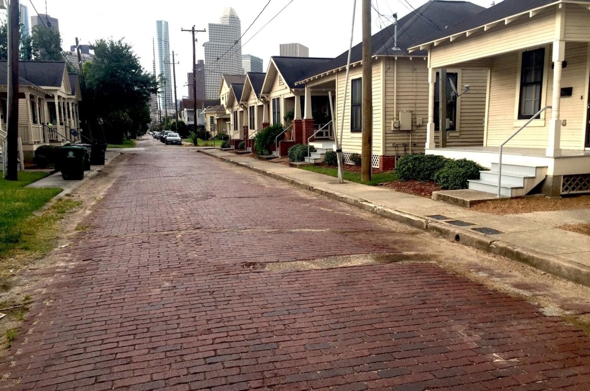 Mayor Turner announces Freedmen's Town as Houston's first Heritage District