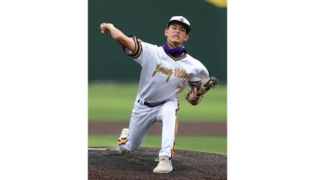 Jersey Village pitcher/middle infielder Armando Rocha does it all
