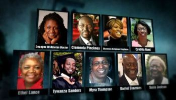 Let the People Be Heard: White domestic terrorism six years after Mother Emanuel murders