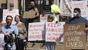 With 'eviction tsunami' looming, Congress fails to extend eviction ban