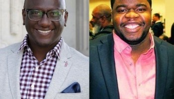 Jamarr Brown and Odus Evbagharu, new leaders in Texas Democratic Party politics