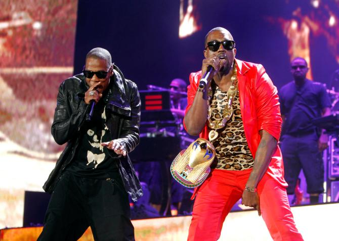 Kanye, Jay Z reunion on 'Donda' album sparks Black Twitter explosion