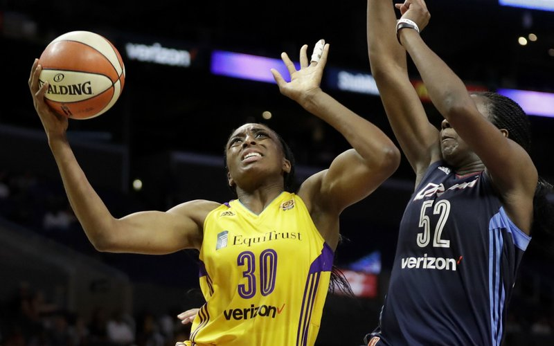 WNBA's Nneka Ogwumike's appeal to play for Nigeria has been denied