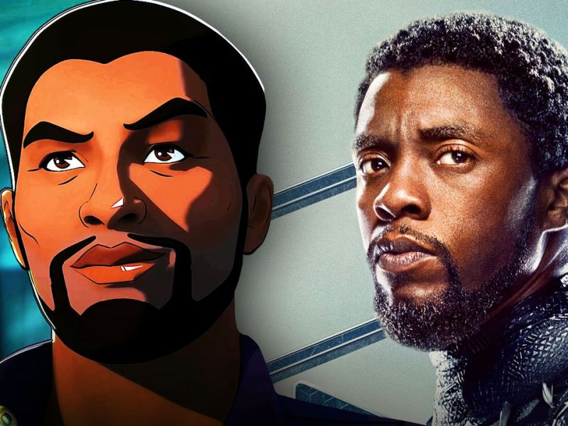Chadwick Boseman stars in final role as T'Challa in Marvel's 'What If…?'