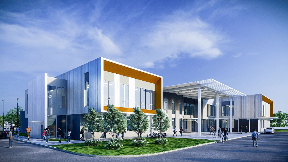 New Sunnyside Health and Multi-Service Center construction kicks off