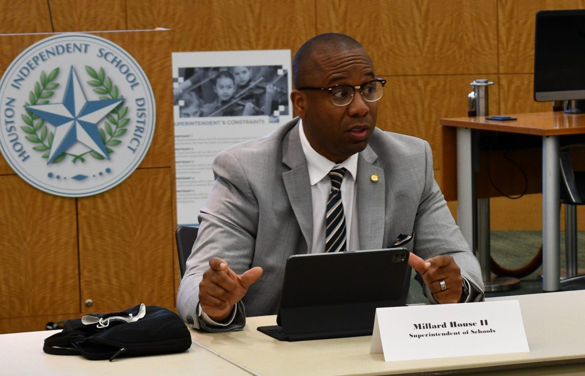 HISD Superintendent to host town halls seeking community feedback