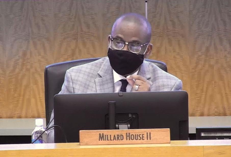 HISD Superintendent Millard House II seeks Houston schools mask mandate