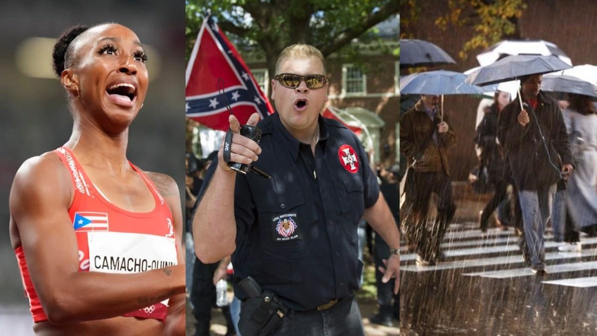 Olympics, Racism & Rain: Message from Associate Editor Aswad Walker