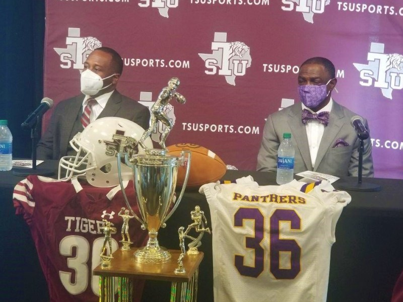Texas Southern, Prairie View Labor Day Classic: more than trophy on the line