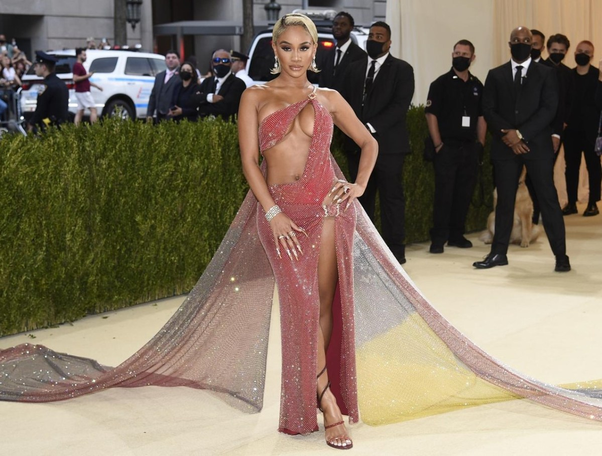 Met Gala returns in style with Rihanna, Saweetie, Lupita Nyong'O, Lil Nas X and more