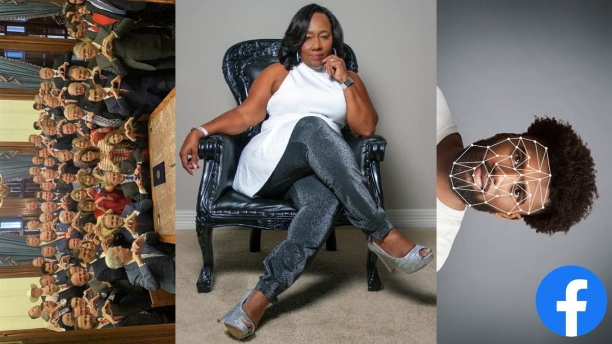 Managing Editor ReShonda Tate tackles war on women, Gov. Crazy & Facebookkk