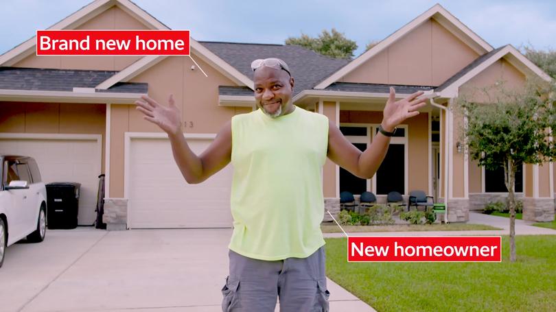 Wells Fargo NeighborhoodLIFT Program a $5M grant to create new homeowners