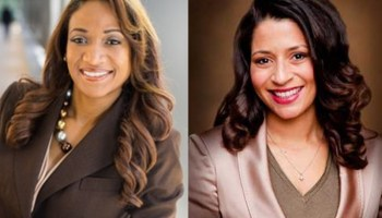 People on the Move: Raquelle Lewis and Laura Whitley