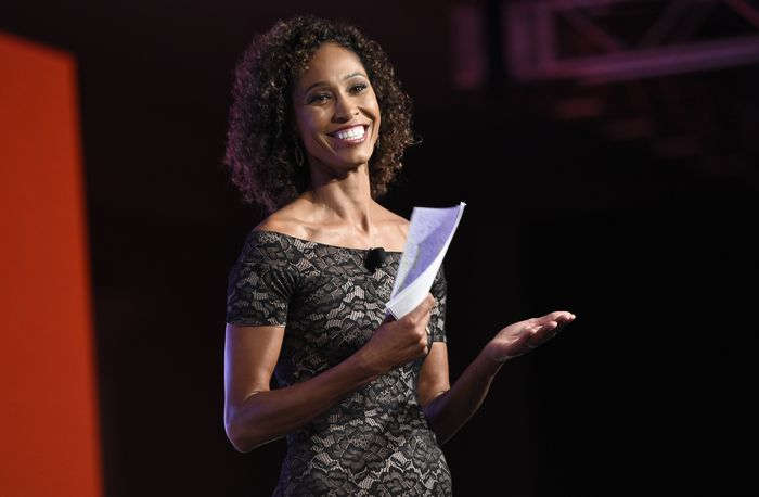 Sage Steele temporarily removed from ESPN for Obama, vaccine comments