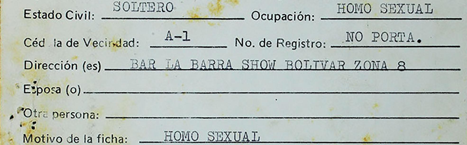 Criminalizing LGBTI