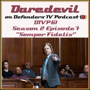 DTVP61 Doctor Strange and Daredevil S02E07 Podcast