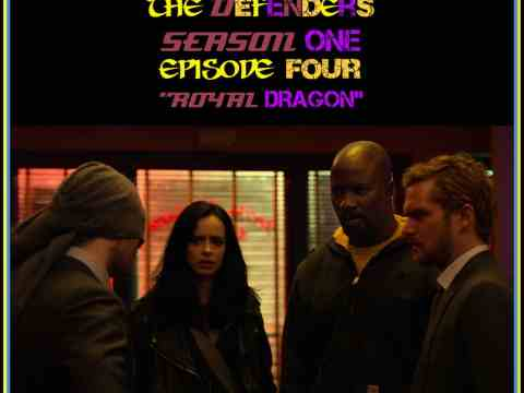 Defenders Episode Four Review