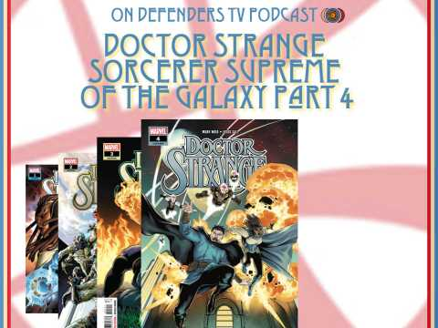 Doctor Strange Sorcerer Supreme of The Galaxy Part 4 Review