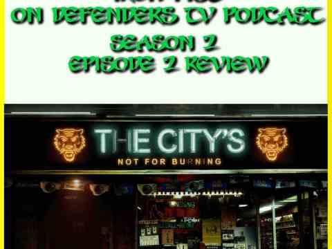 Iron Fist Season 2 Episode 2 Review