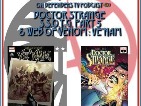Doctor Strange Sorcerer Supreme of The Galaxy Part 5