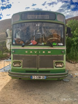 Camping Bus from Camille & Pierre