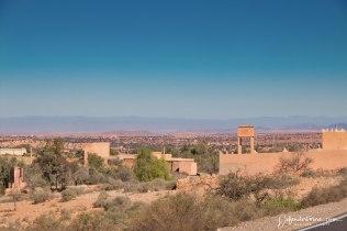 on Desert Excursionthe road to Agadir