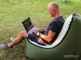 Blogging Pete