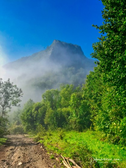 2nd hike of Muntele Mare