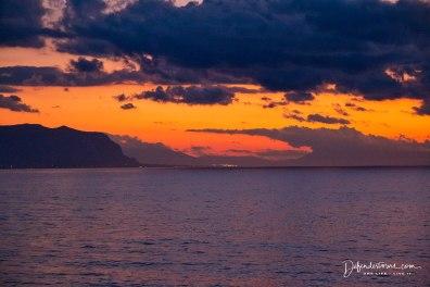 Palermo Sunset