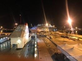 Ferry to Greece