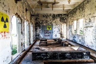 Abandoned Missile Station
