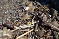 arbage at Analoukas Beach