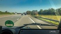 fahrn, fahrn, fahrn auf der Autobahn