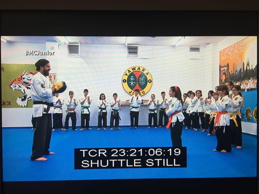 Yawara-Jitsu > MasterChef Junior - Judith