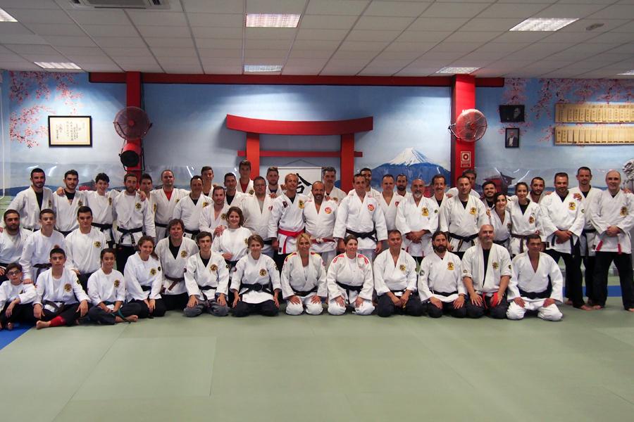 Yawara-Jitsu > Curso de enseñanza superior