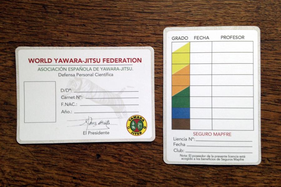 Yawara-Jitsu >