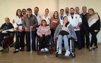 Crónica cursos discapacidad 2018