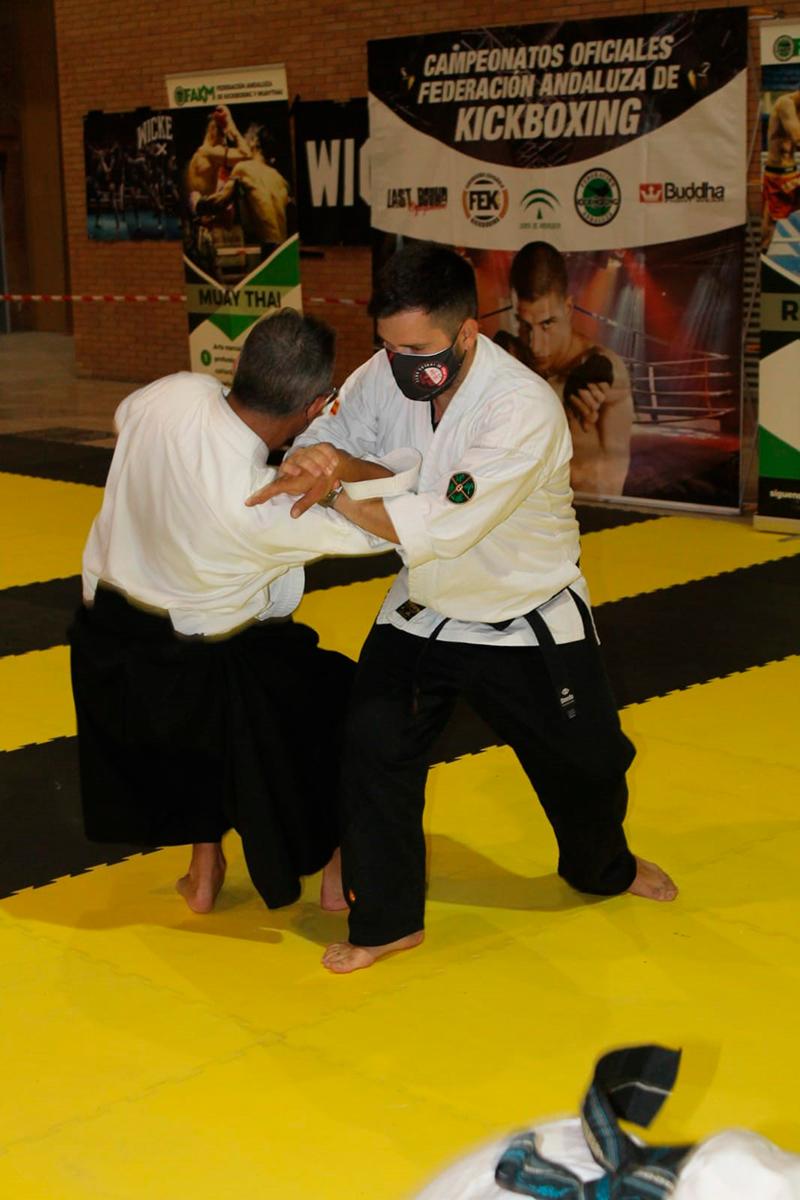 """Yawara-Jitsu en """"Arnold Sports Festival Europe"""" 2021"""