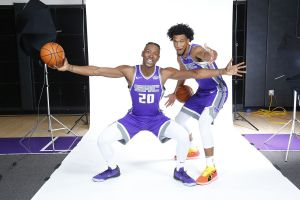 Kings media day