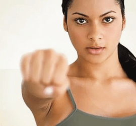 Women's Urban Self Defense