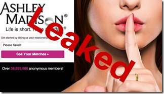 Ashley Madison Piraté